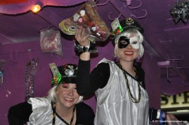 To get on the waiting list to ride with this popular all-female krewe, you first join as a non-riding member, which provides access to krewe social functions.
